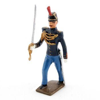 officier de la garde de paris