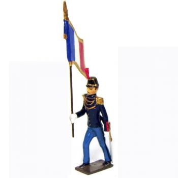 drapeau de la garde de paris