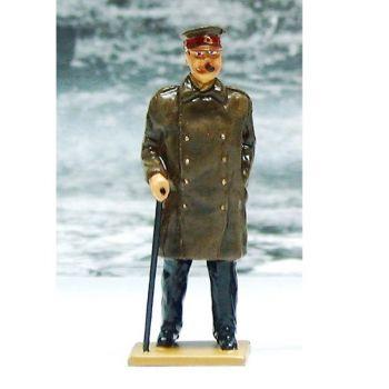 Sir Winston Churchill (1874-1965), artisan de la victoire alliée sur l'Axe