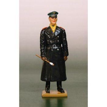 Marechal Rommel (1891-1944), commandant du QG de Hitler en 1939, et du front de
