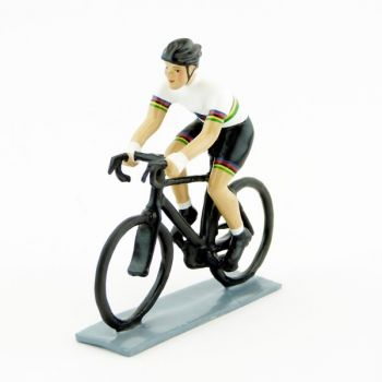 Cycliste (contemporain), maillot champion du monde