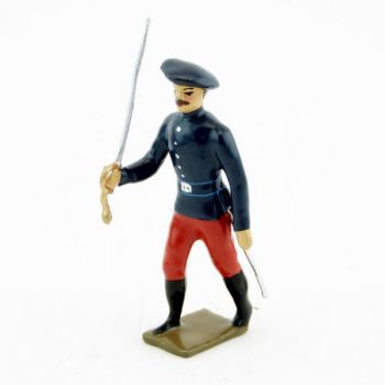 officier de l'infanterie alpine (1914)