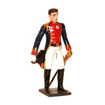 baron Larrey, chirurgien en chef de la Garde Impériale