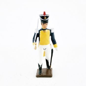 officier de la légion de la vistule (1809)