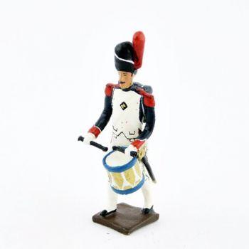tambour des chasseurs à pied de la Garde (1806)