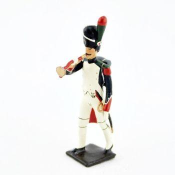 clairon des chasseurs à pied de la Garde (1806)
