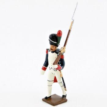 fantassin des chasseurs à pied de la Garde (1806)