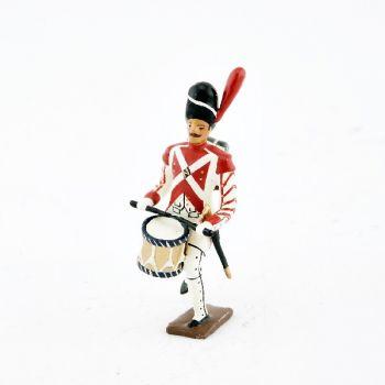 tambour du 3e rgt de grenadiers de la garde à l'assaut