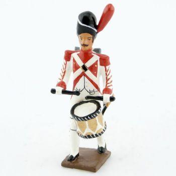 tambour du 3e rgt de grenadiers de la garde (ex-hollandais) (1812)