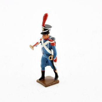 clairon des voltigeurs d'infanterie légère (1809)