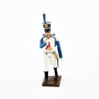 clairon de la garde départementale de paris (1810)