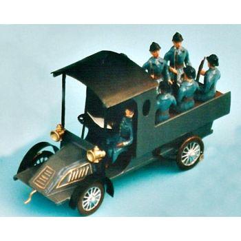 Camion Renault Transport De Troupes (armée française B.H.)