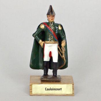 général Caulaincourt sur socle bois