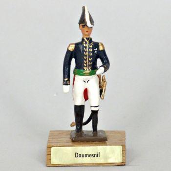 général Daumesnil sur socle bois