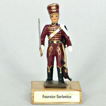 général Fournier Sarlovèze sur socle bois