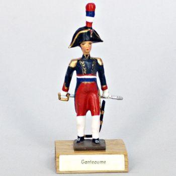 général Ganteaume sur socle bois