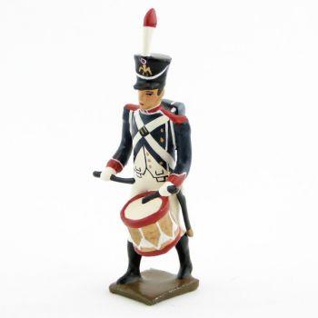 tambour des tirailleurs-grenadiers (1809-1813)