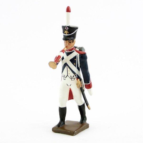 clairon des tirailleurs-grenadiers (1809-1813)
