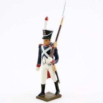 fantassin des tirailleurs-grenadiers (1809-1813)