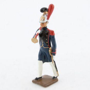 trompette de la musique du genie de la garde (1812)