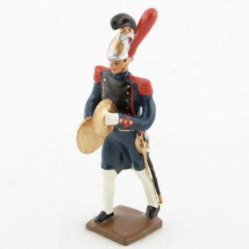 cymbalier de la musique du genie de la garde (1812)