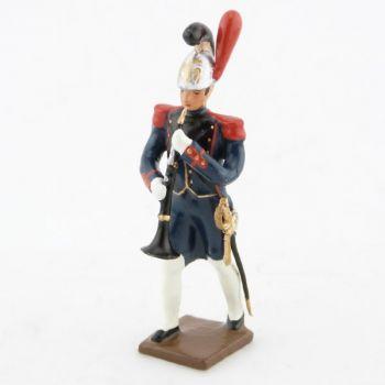 clarinettiste de la musique du genie de la garde (1812)