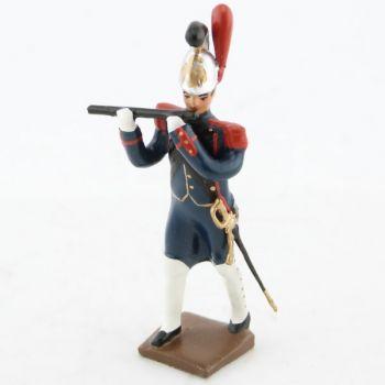 flûte de la musique du genie de la garde (1812)