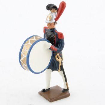 grosse caisse de la musique du genie de la garde (1812)