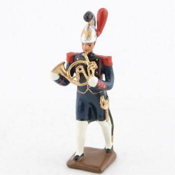 cor de la musique du genie de la garde (1812)