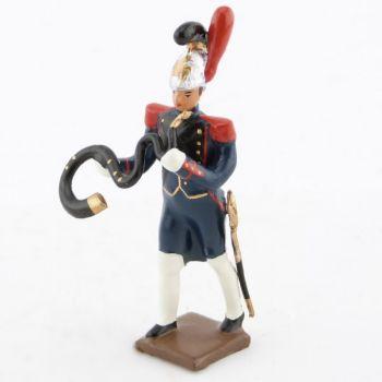 serpent de la musique du genie de la garde (1812)