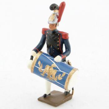 caisse claire de la musique du genie de la garde (1812)