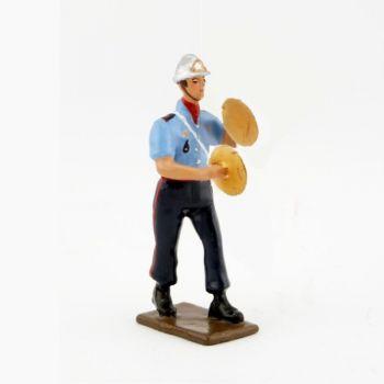 cymbalier de la Musique des Pompiers