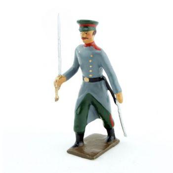 officier de l'infanterie russe