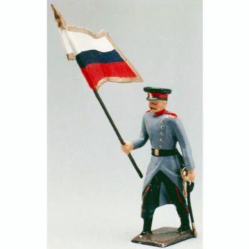 drapeau de l'infanterie russe