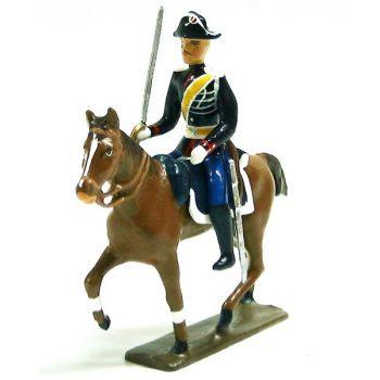 cavalier des gendarmes à cheval (iiie rép.)