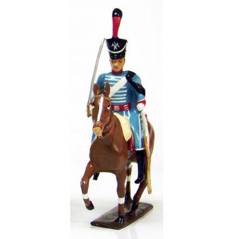 cavalier du 10e régiment de hussards (1808)