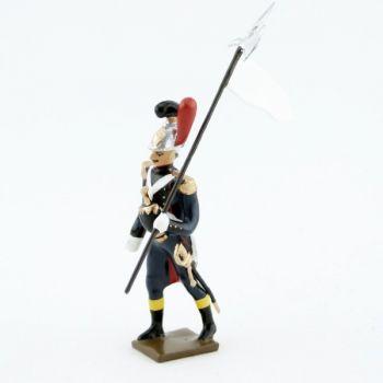 3e porte-aigle du génie de la garde (1812)