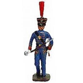 Tambour-Major des Marins de la Garde (0031 Mus-013)
