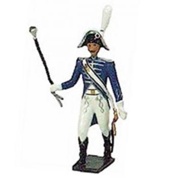 Tambour-Major de l'Infanterie de Ligne