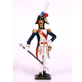 Tambour-Major des Grenadiers de la Garde