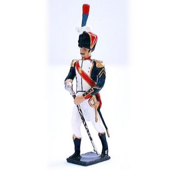 Tambour-Major du 18e de Ligne (1812)