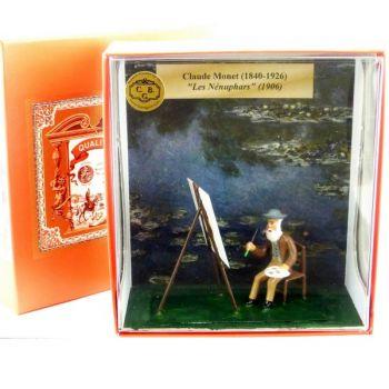 coffret ''Monet peignant ''les Nénuphars''
