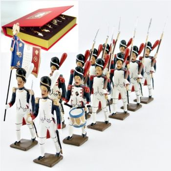 Grenadiers de la Garde, coffret de 12 figurines