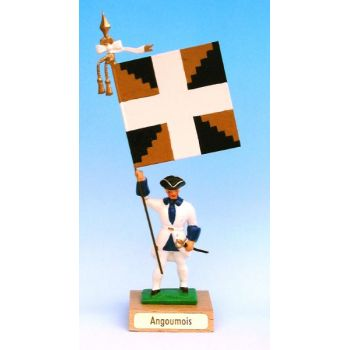 Angoumois (collection ''drapeaux des Provinces'') (anc. ANG)