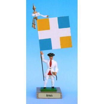 Artois (collection ''drapeaux des Provinces'') (anc. ART)