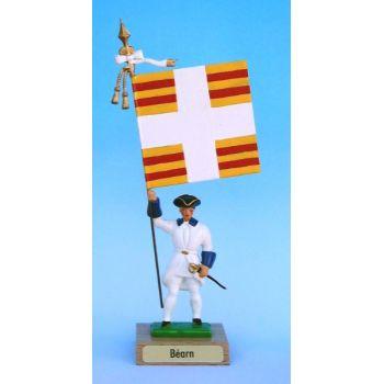 Béarn (collection ''drapeaux des Provinces'') (anc. BEA)