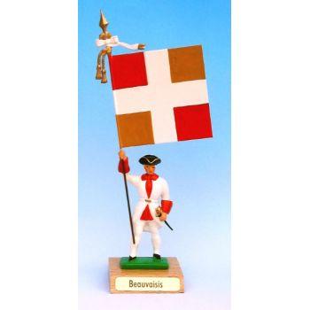 Beauvaisis (collection ''drapeaux des Provinces'') (anc. BEV)