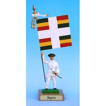 Bigorre (collection ''drapeaux des Provinces'') (anc. BIG)
