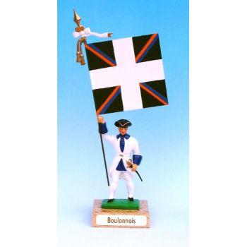 Boulonnais (collection ''drapeaux des Provinces'') (anc. BOU)