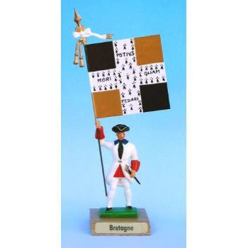 Bretagne (collection ''drapeaux des Provinces'') (anc. BRE)